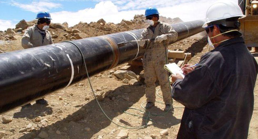 Gasoducto Sur: construcción culminará entre 2017 y 2018.