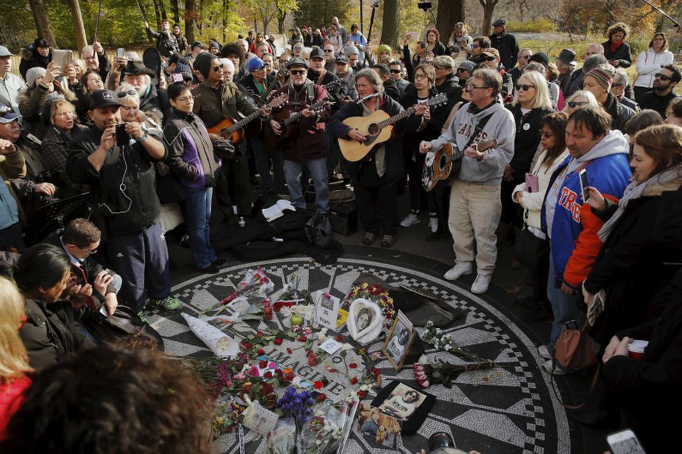 John Lennon fue asesinado un 8 de diciembre de 1980 (Agencias)
