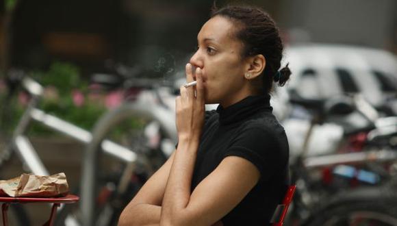 Se busca evitar dependencia al tabaco. (AFP)