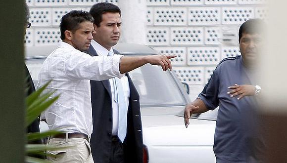 Llanos Carrillo colaboró con las autoridades. (L. Gonzales)