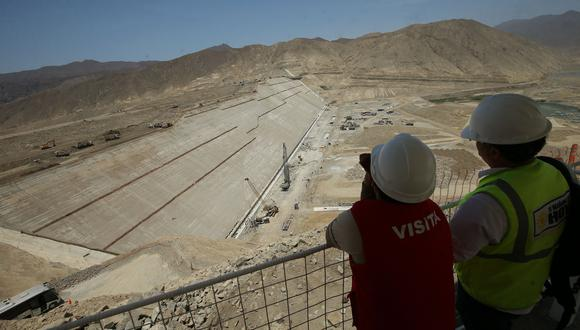 La empresa Odebrecht era la encargada de los trabajos de la tercera etapa del proyecto Chavimochic.