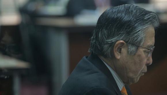 La familia y los allegados a Fujimori dicen que su salud se deteriora cada día más. (Perú21)
