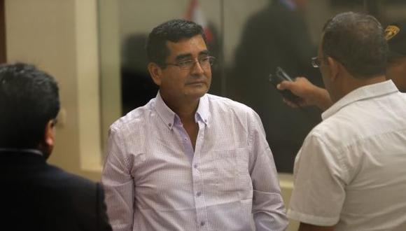 César Álvarez habría estado coludido junto con otros 10 ex funcionarios con el Consorcio Vial Carhuaz San Luisintegrado por Odebrecht para entregarle la buena pro y beneficiarlo de forma ilícita. (Foto: GEC)