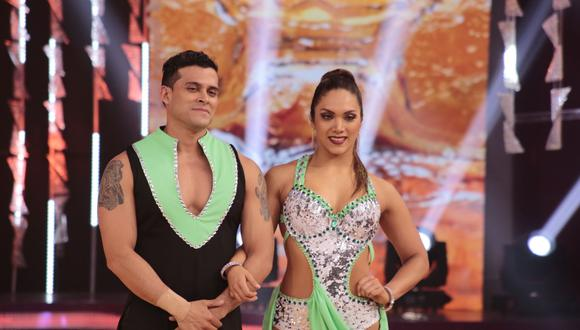 Christian Domínguez negó discutir frecuentemente con Isabel Acevedo. (USI)