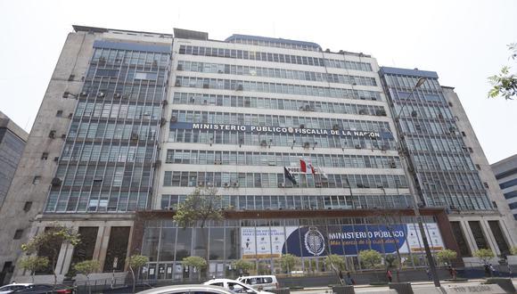 El Ministerio Público inició una investigación contra un personero de Perú Libre. (Foto: GEC)