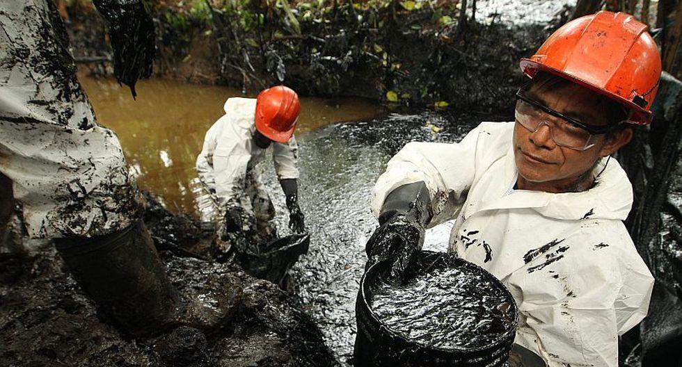 Congreso investigará derrames de petróleo en el Oleoducto Norperuano. (USI)