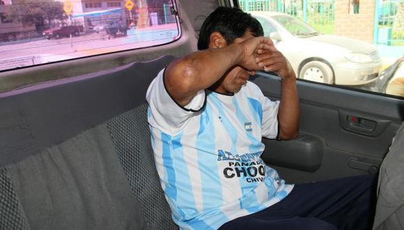 Hombre mantuvo a su pareja cautiva por más de dos años. (Pedro Torres)