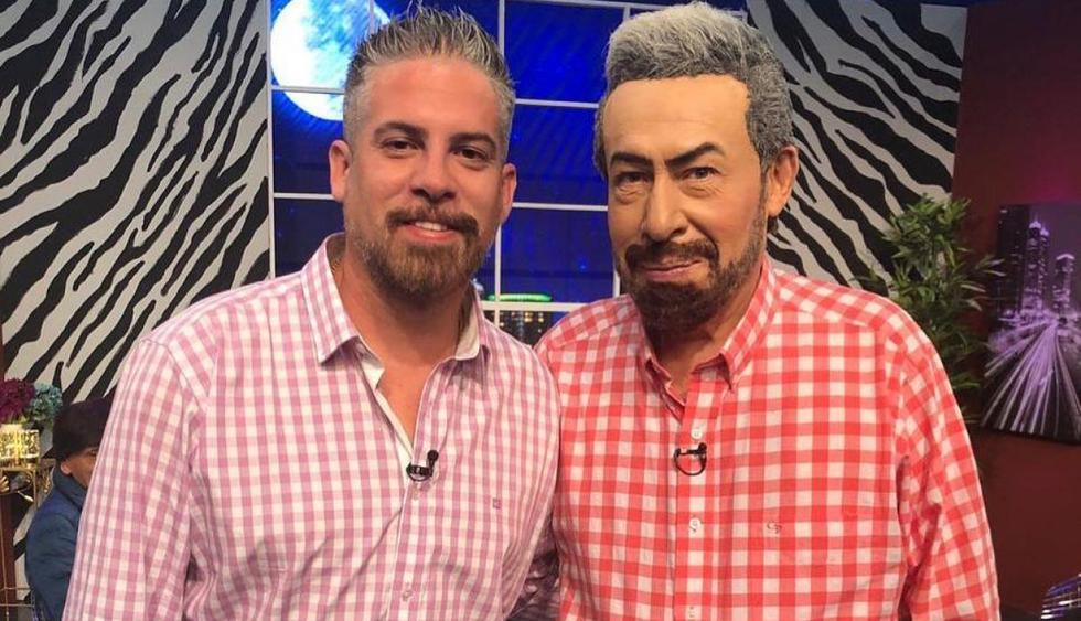 Pedro Moral conoce a 'Pedro Yucal' en divertido sketch de 'El Wasap de JB' (GEC)