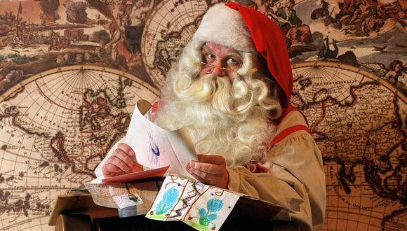 Querido Papá Noel por Alfredo Bullard.