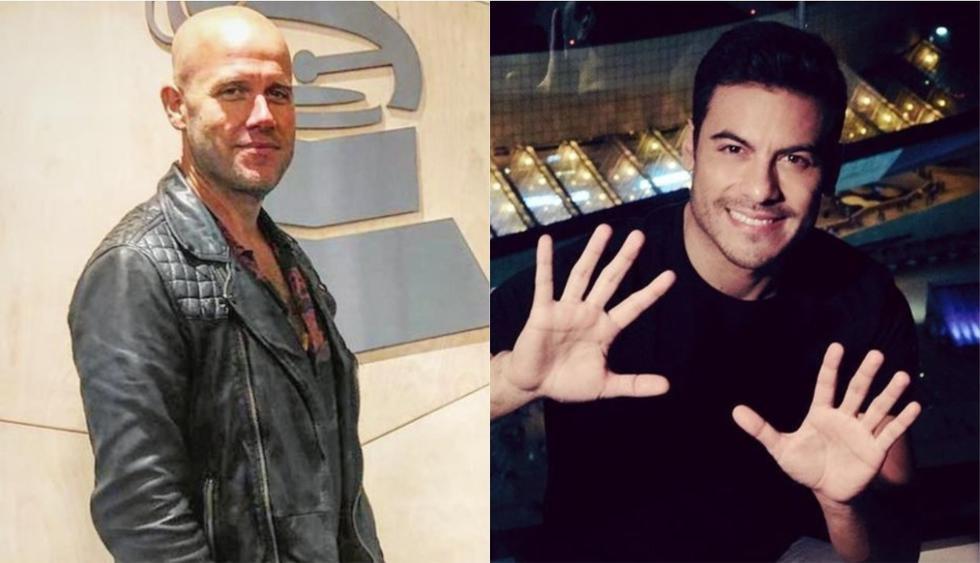 """Gian Marco Zignago estrenó su nuevo tema """"Empecemos a vivir"""" junto a Carlos Rivera. (Foto: Instagram)"""