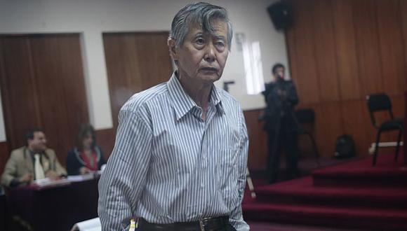 Pedido para liberación de Alberto Fujimori no procedería (USI).