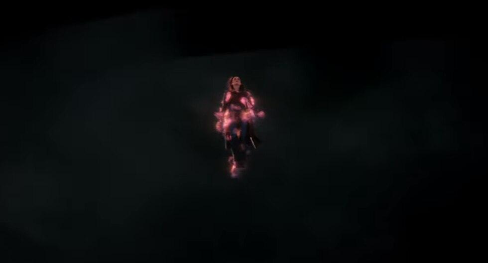 Dark Phoenix haciendo gala de su gran poder al liberar a los X-Men. (Capturas del YouTube)