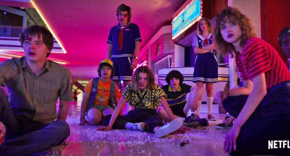 """Tercera temporada de""""Stranger Things"""" batió récord de audiencia, según Netflix. (Foto: Netflix)"""