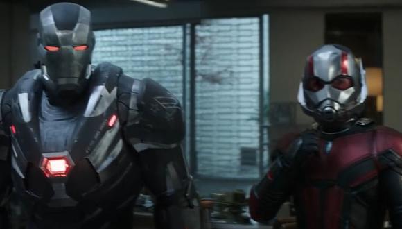 """""""Avengers: Endgame"""", nuevo tráiler: ¿a quién o a quiénes están viendo los Vengadores en el cielo? (Foto: Marvel Studios)"""
