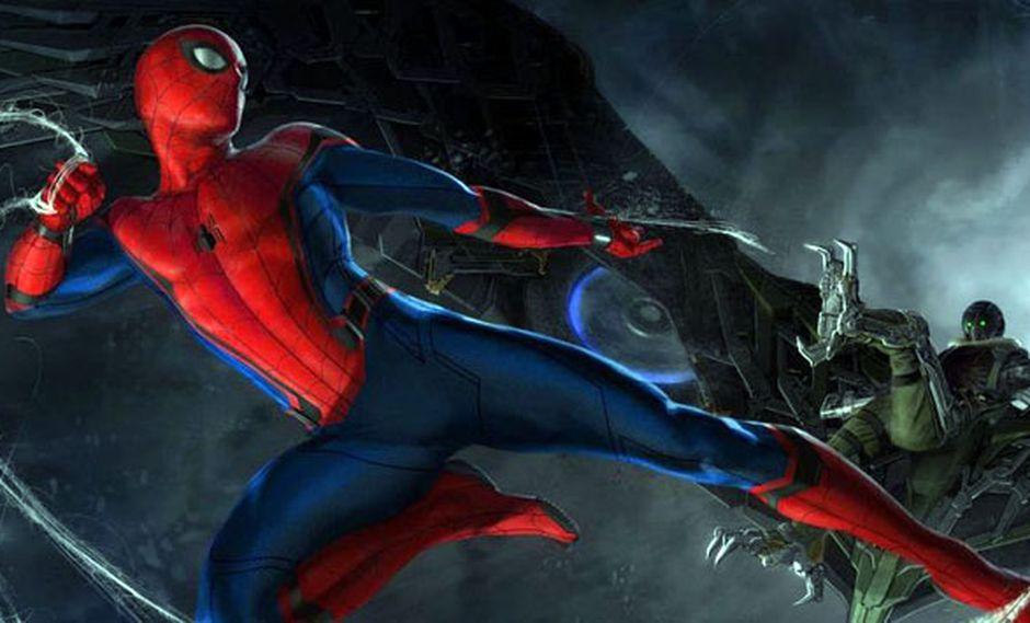 'Spider-Man: Homecoming' estrenará a nivel mundial el 7 de julio del 2017. (Marvel)