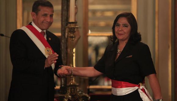 Ana Jara es la sexta premier de este gobierno. (USI)