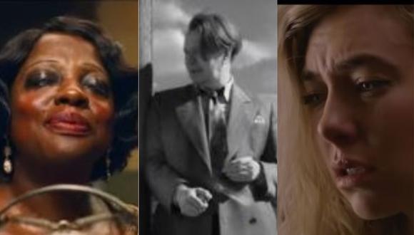 Premios Oscar 2021: ¿Dónde ver las películas nominadas a los Oscar 2021? De Netflix a Disney+. (Foto: captura de YouTube)
