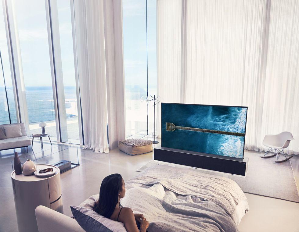 LG OLED TV R Full. (Foto: LG).