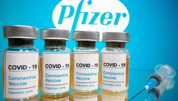 Gobierno cierra nuevo contrato con farmacéutica Pfizer, anunció presidente Francisco Sagasti (Foto: Reuters)