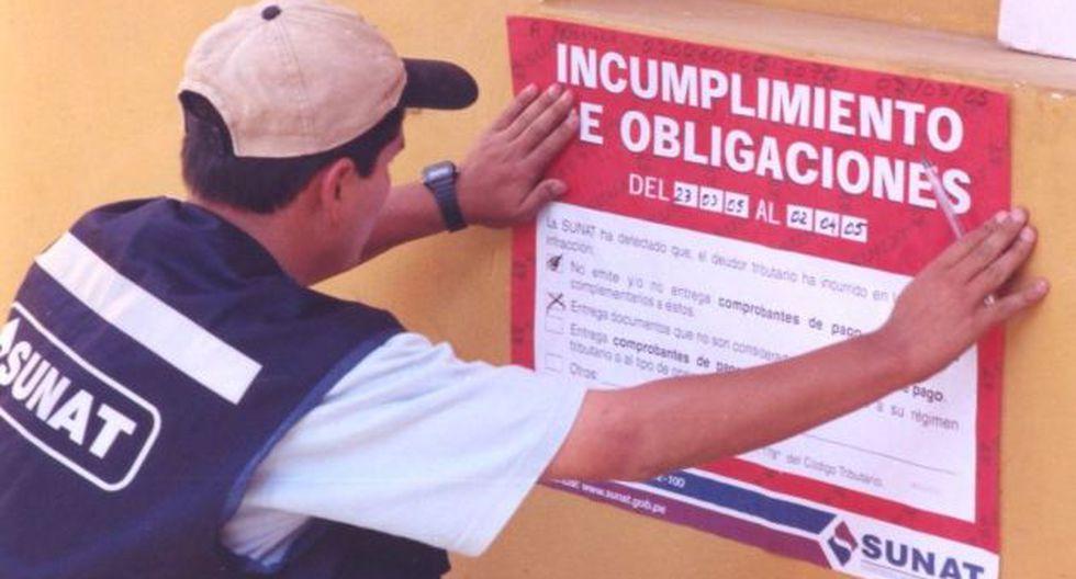 Falsificar boletas lleva a cárcel. (Andina)