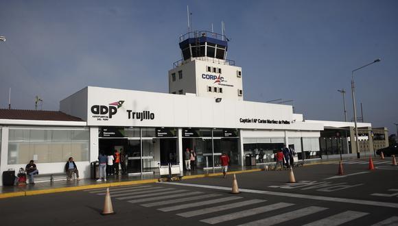 Las obras permitirán incrementar la capacidad operativa del aeropuerto, según AdP. (Foto: GEC)