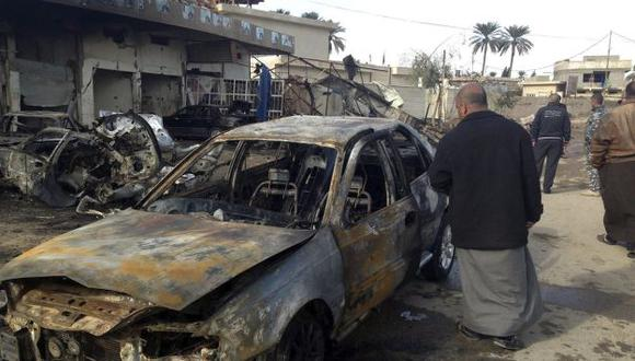 Coche bomba en estación de buses deja varios muertos. (EFE/Referencial)