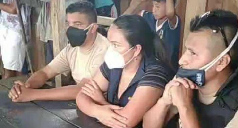 Integrantes  de una comunidad indígena de la Amazonia ecuatoriana secuestraron a dos policías y a una funcionaria estatal. La ministra de gobierno, María Paula Romo,  no dio más detalles del secuestro ocurrido en Kumay, 203 kilómetros al sureste de Quito. (Captura/Twitter/@mariapaularomo).