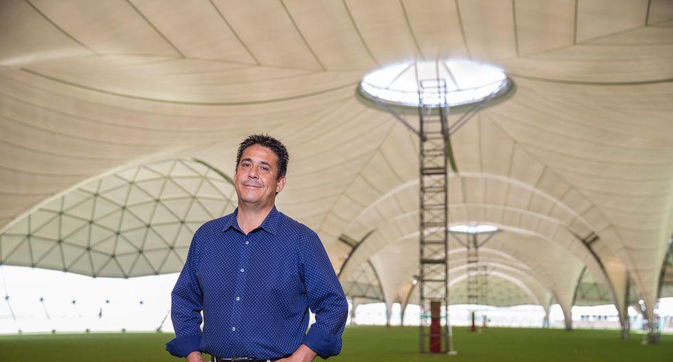 Conversamos con el empresario Pablo Correa. (Allen Quintana)