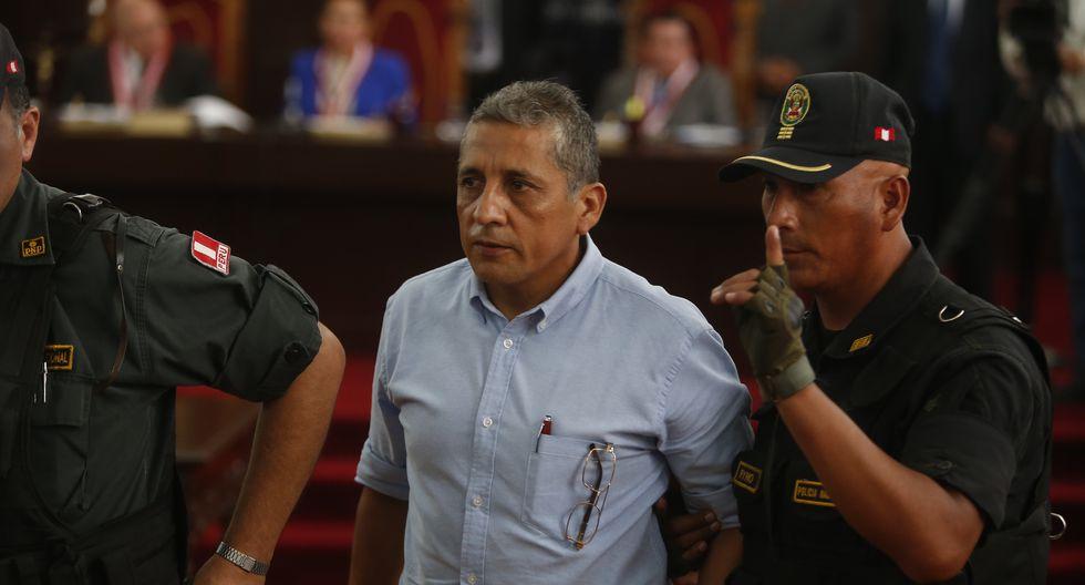 Antauro Humala cumple condena de 19 años de prisión. (Mario Zapata/GEC)