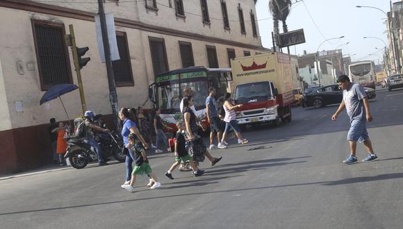 El objetivo del plan es disminuir los índices de victimización y la percepción de inseguridad ciudadana en Lima. (GEC)