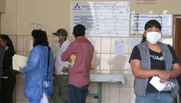Ya hay 1,165 personas infectadas en el país. (USI)
