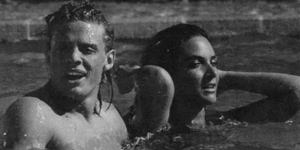 """Luis Miguel y Mariana Yazbek se conocieron en 1987, cuando el Sol de México gozaba del éxito de su séptimo álbum """"Soy como quiero ser"""".  (Foto: Archivo)"""