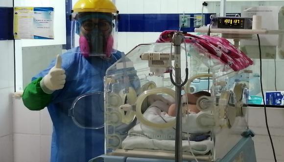 Áncash: 34 bebés prematuros volvieron a los brazos de sus madres vencedoras del COVID-19