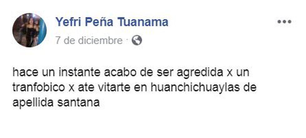 Yefri Peña Tuanama