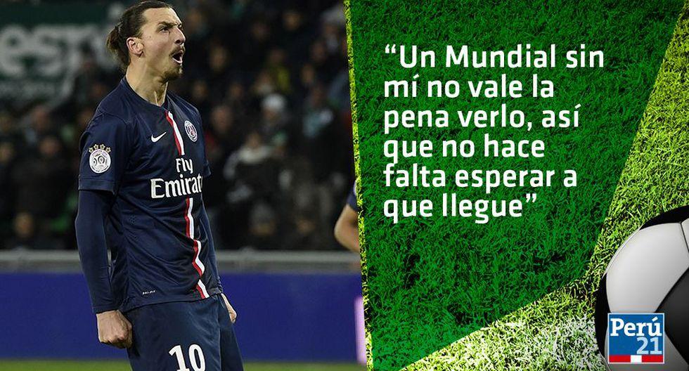 Zlatan Ibrahimovic Y Las 10 Frases Más Picantes A Lo Largo