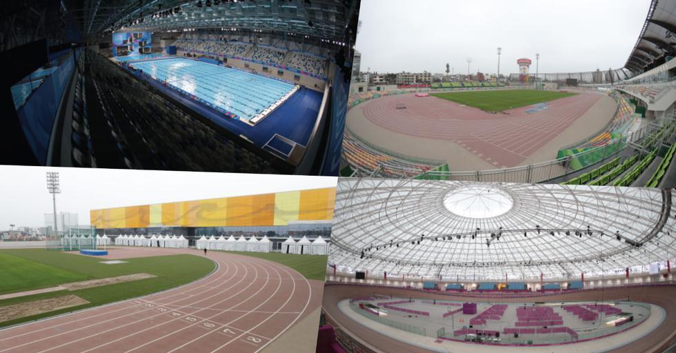 Los Juegos Panamericanos Lima 2019 nos dejan una infraestructura impresionante. (GEC)
