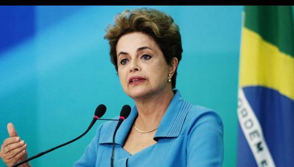 Dilma Rousseff, ex presidenta de Brasil (Vistazo).