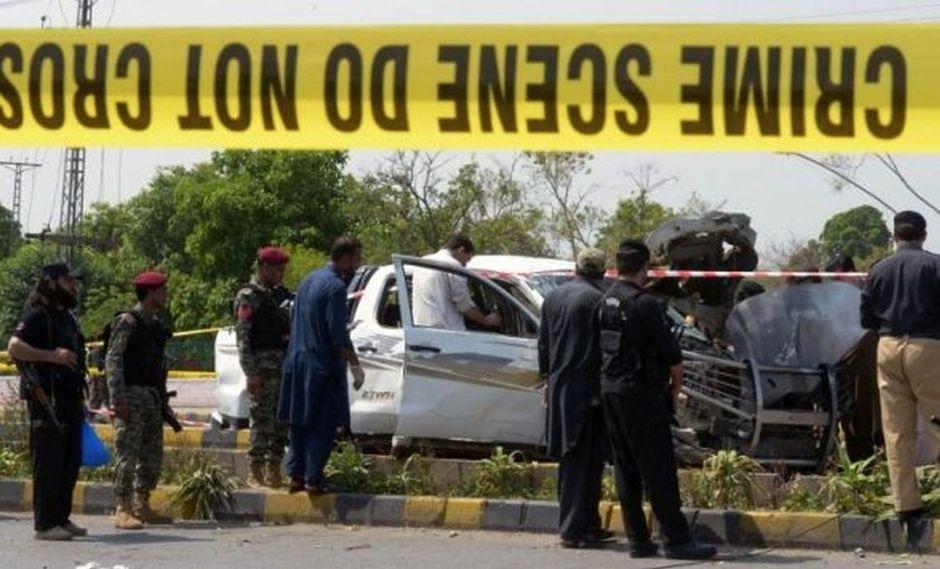 El sospechoso, que creía que su mujer tenía una relación extraconyugal, fue detenido en Pakistán. (Foto referencial: AFP)