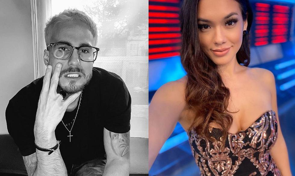Gino Assereto y su contundente respuesta sobre aparente pelea con Jazmín Pinedo