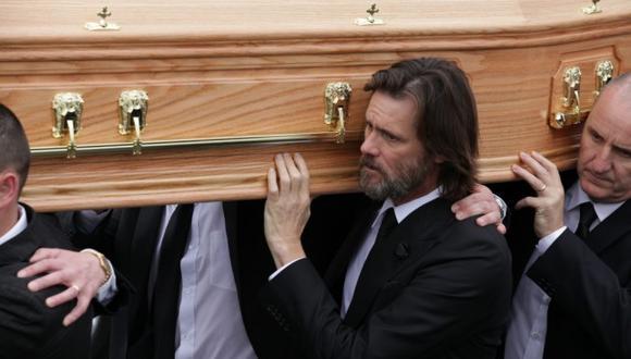 El actor solo quiere que dejen descansar a su ex novia en paz. (Getty Images)