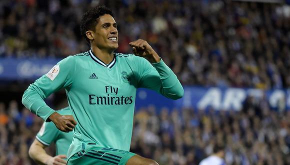 Raphael Varane culmina su contrato con Real Madrid el 30 de junio del 2022. (Foto: Agencias)