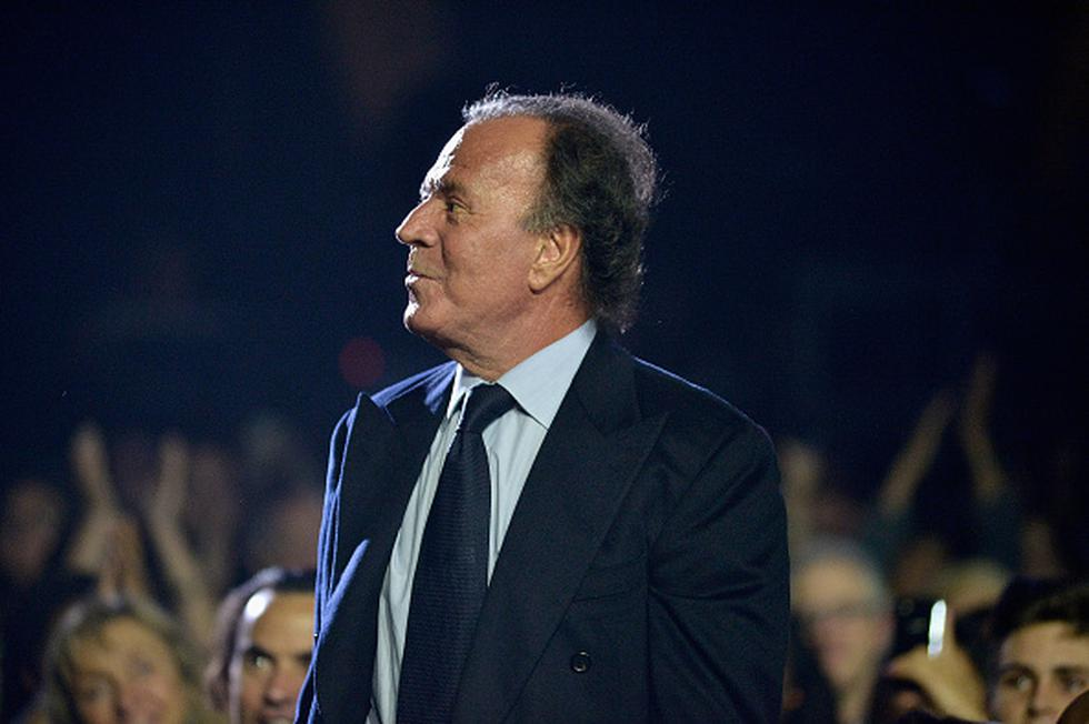 Julio Iglesias (Getty)
