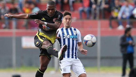 Roberto Villamarín perteneció al UTC de Cajamarca. (USI)