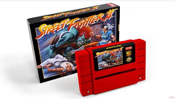 Street Fighter II regresa (iam8bit)