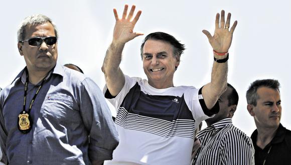 Polémico. Bolsonaro se aleja de la isla para acercarse a EE.UU. (USI)