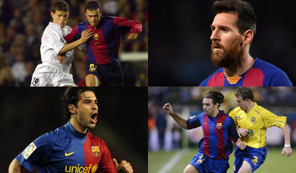 A 16 años del debut de Leo: el XI del Barcelona en el que Messi se estrenó en el primer equipo 'culé' [FOTOS]