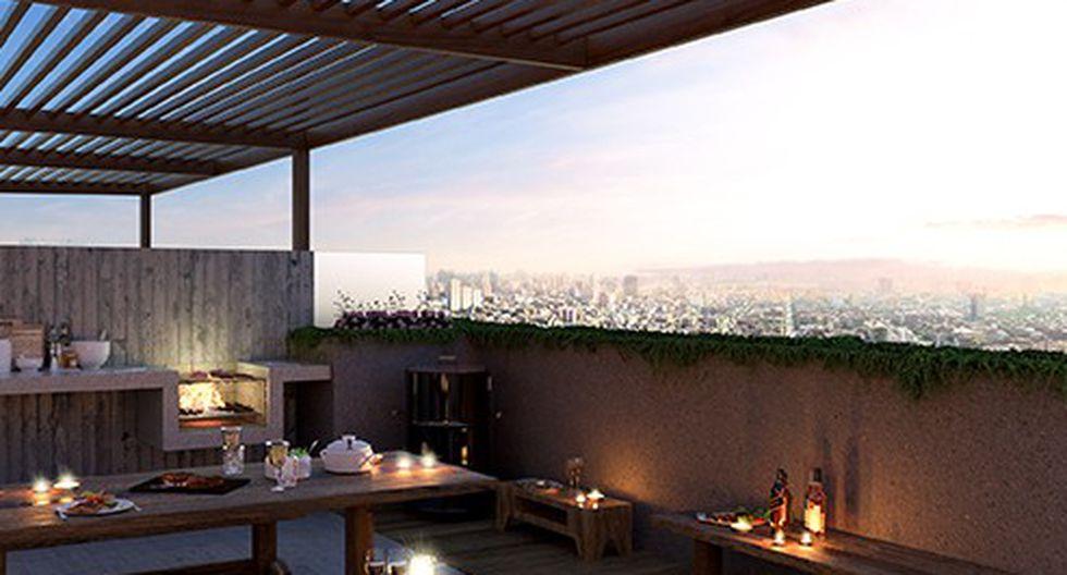 Edificio MET será el más alto del Perú (Difusión)