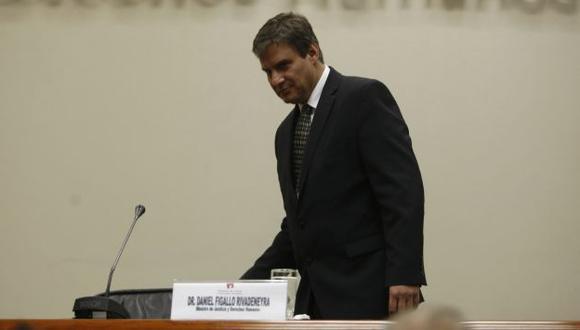 Se la juega. Figallo presentará recurso que buscaría evadir un pago pendiente desde hace 40 años. (Mario Zapata)