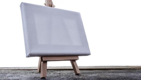 """Artista se queda con 84 mil dólares tras presentar lienzos en blanco y asegura que son """"obras de arte"""". (Foto: Referencial / Pixabay)"""