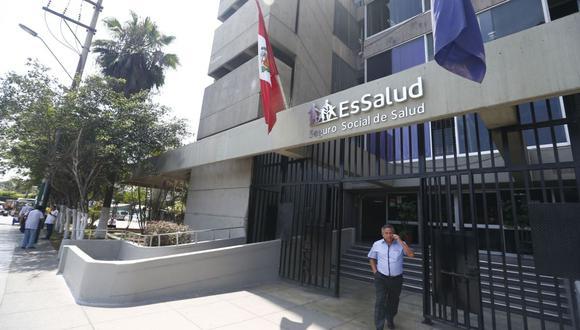 EsSalud cancela 76 compras directas por presuntas irregularidades. (Foto: Andina)